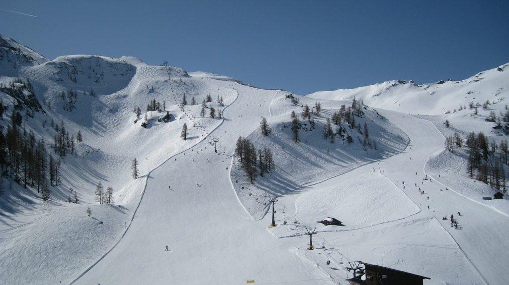 Duurzame skivakantie